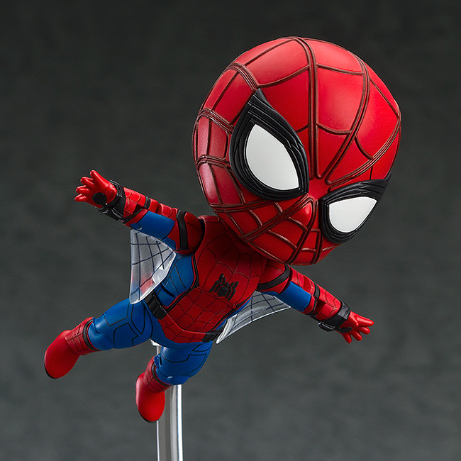 Nendoroid Spider Man Homecoming Edition