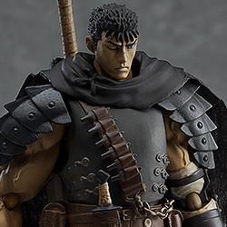 figma Guts: Black Swordsman ver  Repaint Edition