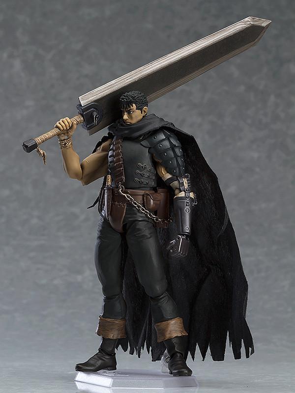 Figma Guts Black Swordsman Ver Repaint Edition