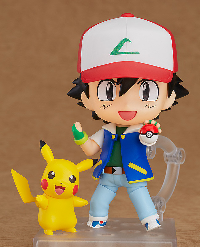 Nendoroid ash pikachu - Images pikachu ...