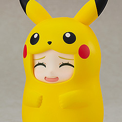 Nendoroid More: Pokémon Face Parts Case (Pikachu)
