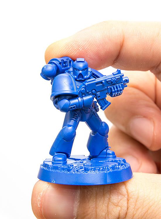 Warhammer 40,000: Space Marine Heroes Series #1