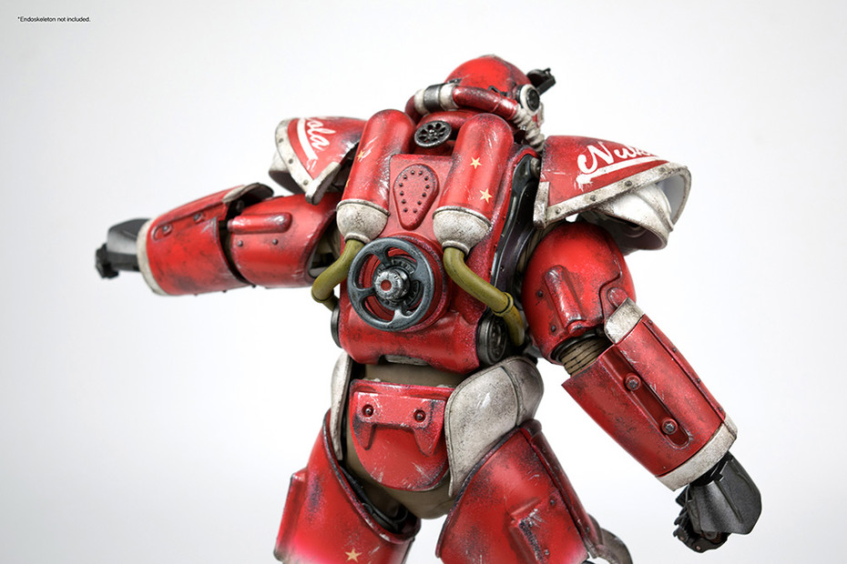 T 51 Power Armor Nuka Cola Armor Pack