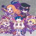 Monster Strike: Nendoroid Plus Unit Rubber Strap