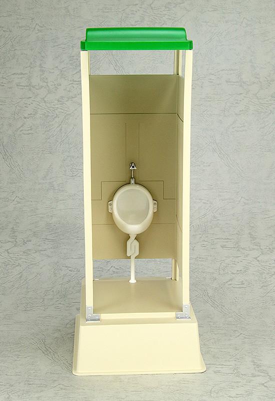 1/12 Scale Portable Toilet TU-R1S