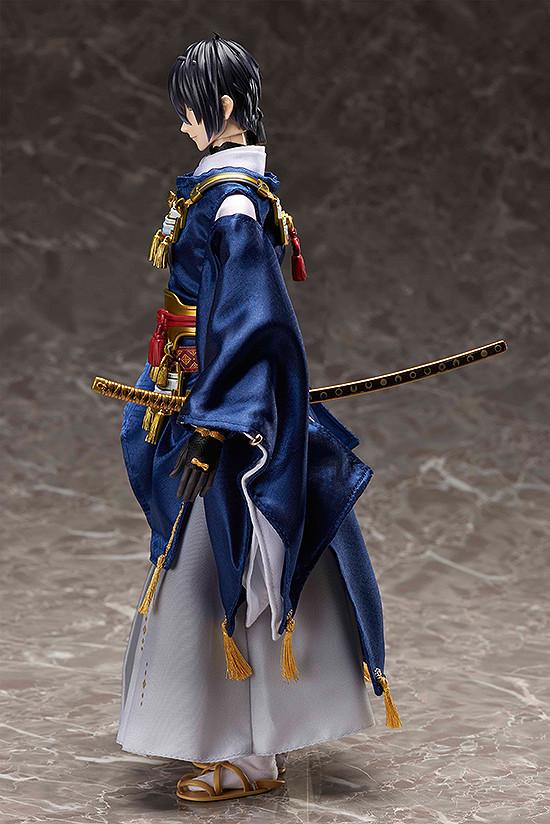 Touken Ranbu ONLINE hooked figure Mikazuki Munechika Everyone/'s kuji Last