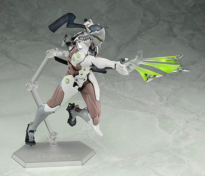 Max Factory figma 373 Overwatch Genji action figure