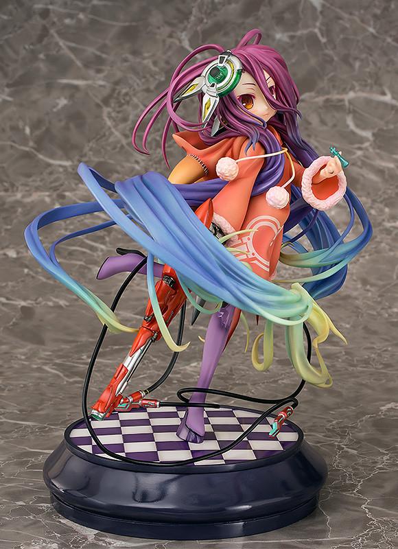 NO GAME NO LIFE SHIRO Zero Schwi Action Figuren Figur Figure Statue Anime Manga