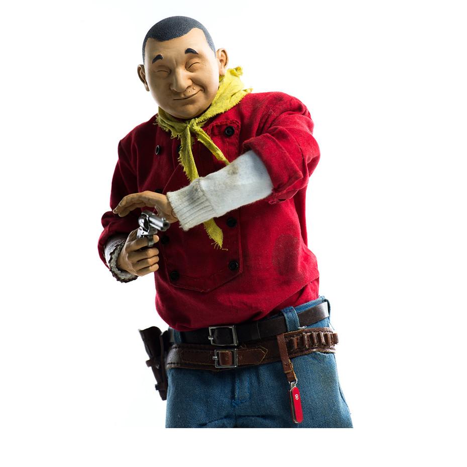 the shaolin cowboy 少林カウボーイ