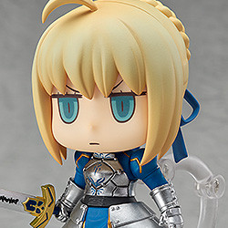 Nendoroid More: Learning with Manga! Fate/Grand Order Face Swap (Saber/Altria Pendragon)