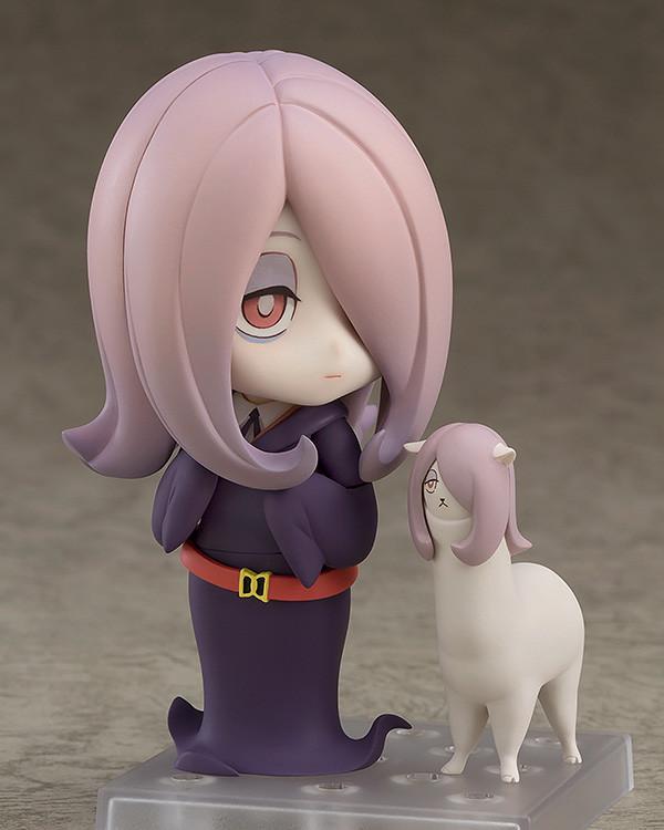 Nendoroid 835 Little Witch Academia Sucy Japan Manbavaran Figure