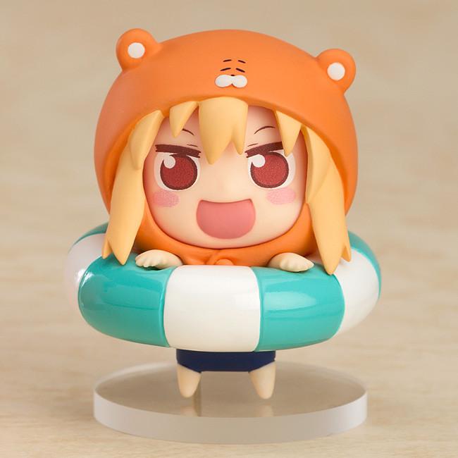 Umaru-chan 2/'/' Umaru Swimming Trading Figure Vol 2 Himouto