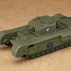 Nendoroid More Churchill Mk. VII