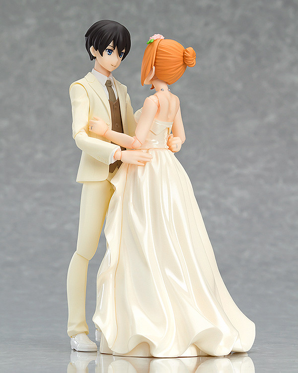 Groom and Bride Max Factory figma