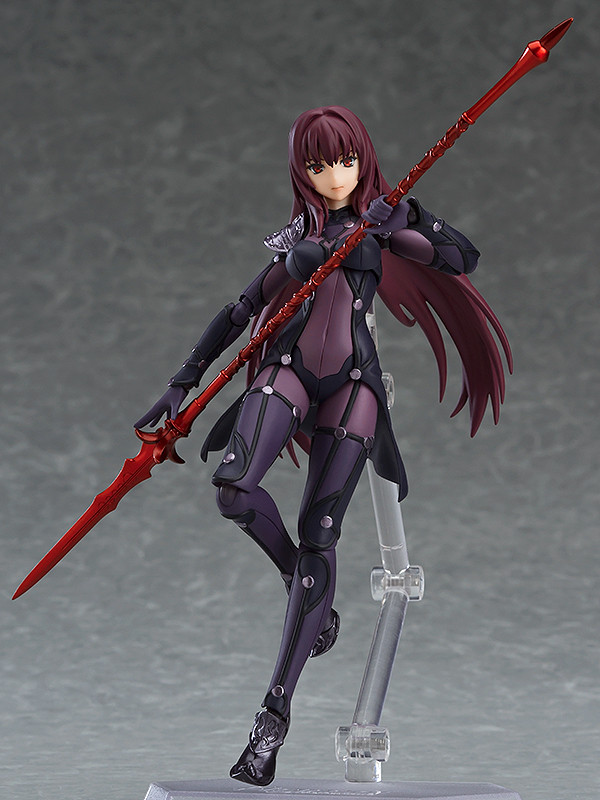 """In STOCK Max Factory Figma Fate Grand Order /""""Lancer Scathach/"""" Action Figure"""