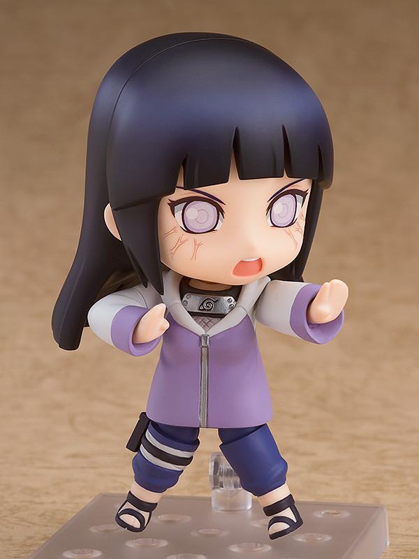 Hinata shippuden byakugan
