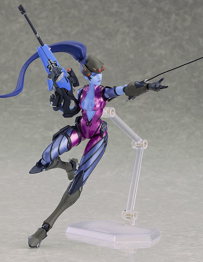 FIGMA 387 Overwatch WIDOWMAKER LICENSED BLIZZARD Good Max Factory Smile Company