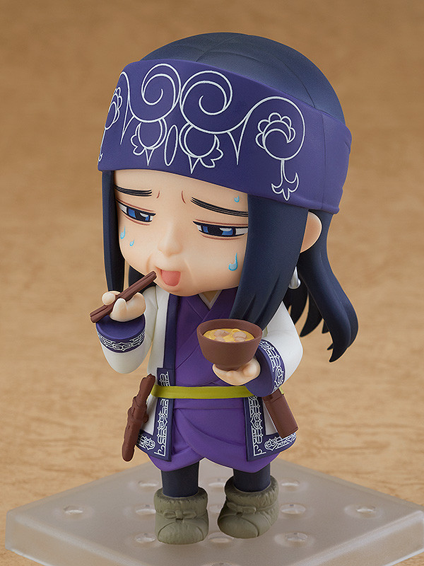 902 Golden Kamuy Asirpa Nendoroid No Good Smile Company