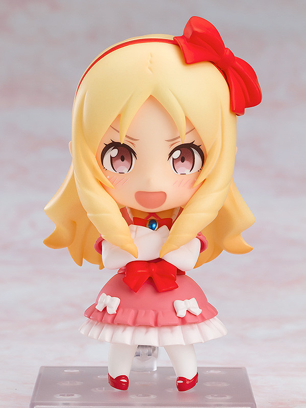 *NEW* Eromanga Sensei Elf Yamada Nendoroid PVC Figure by Good Smile Company USA