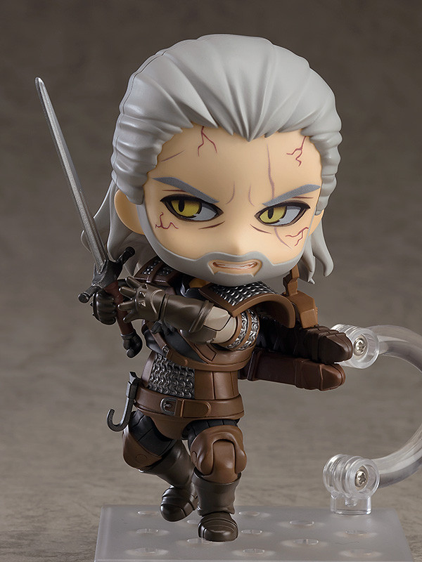 Witcher Nendoroid Geralt Good Smile Company 907 Official