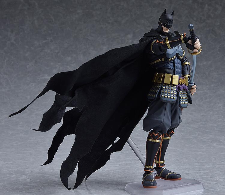 figma 忍者蝙蝠俠 DX豪華戰國版