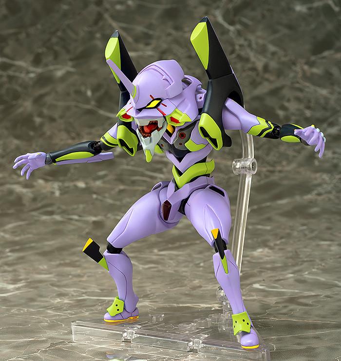 Phat Company Parfom Evangelion Unit-01 Posable Figure Rebuild of Evangelion