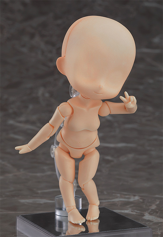 Girl  PVC Figure Toy New In Box 12cm Nendoroid Doll Archetype