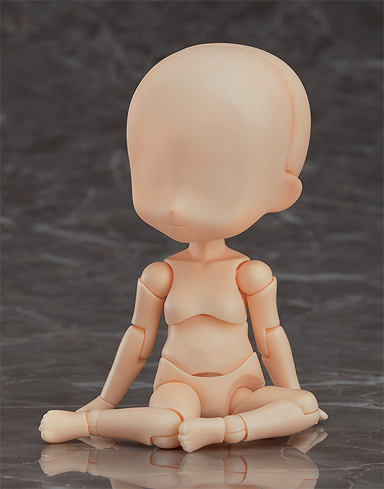Good Smile Company Nendoroid Doll archetype Girl Figure