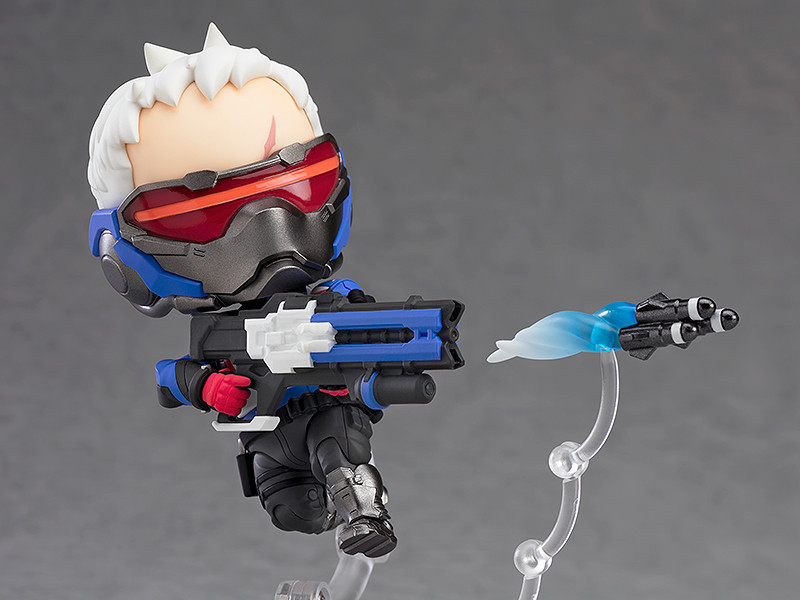 "In STOCK Nendoroid Overwatch /""Soldier 76/"" 976 Action Figure"