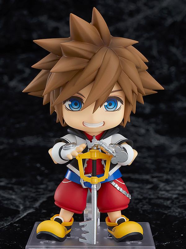 Nendoroid Kingdom Hearts Sora Action Figure