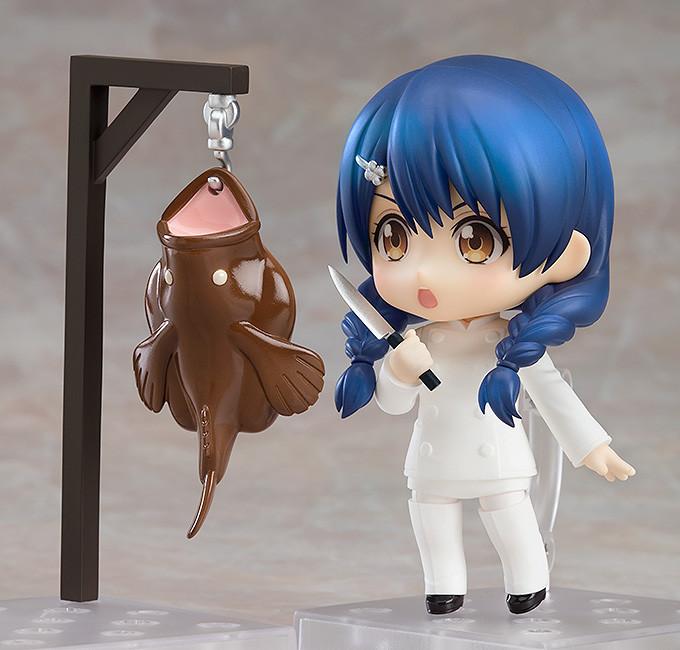 Nendoroid Megumi Tadokoro Подпишитесь, чтобы загрузить food wars!: nendoroid megumi tadokoro