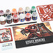 Warhammer 40,000: Space Marine Heroes Series #2 Basic Painting Set