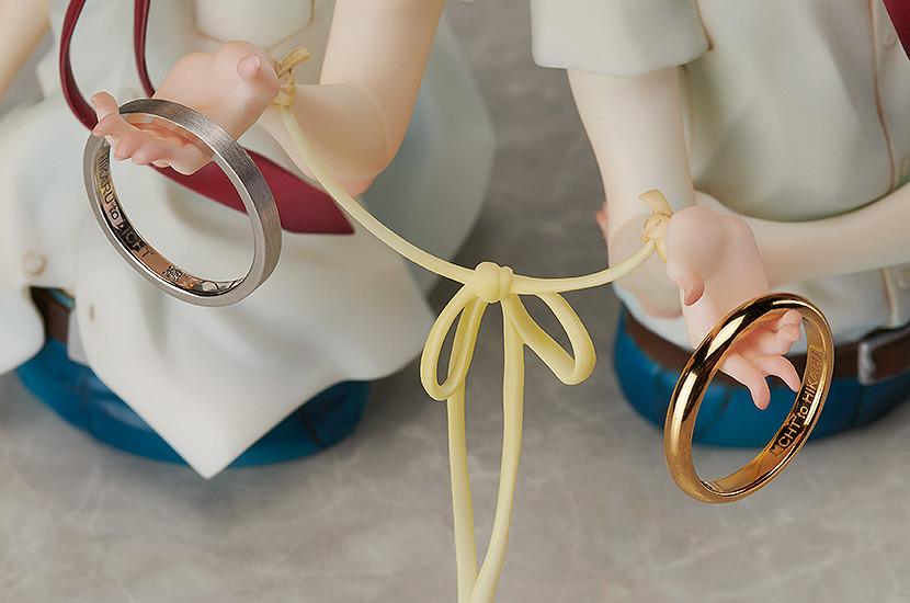 同級生 Statue and ring style 草壁光 佐条利人