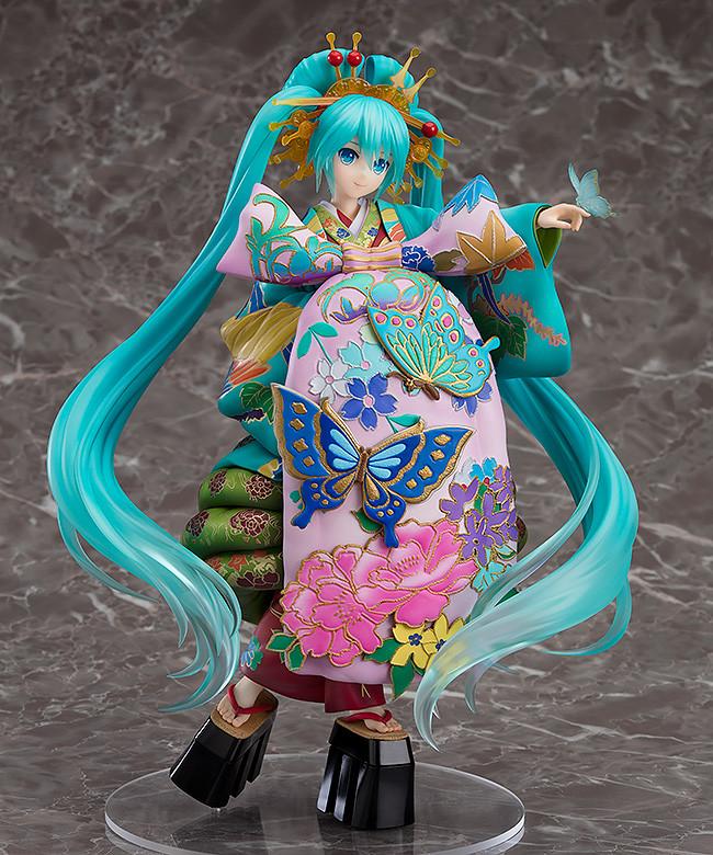 Chokabuki Kuruwa Kotoba Awase Kagami Ver. PRE-ORDER GSC 1//7 Hatsune Miku