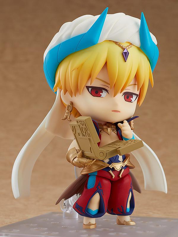 ORANGE ROUGE Nendoroid 990DX Fate//Grand Order Caster Gilgamesh Ascension PO