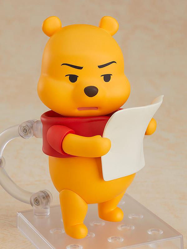 Winnie the Pooh Hunny Figure Smartphone Stand Disney Store Japan