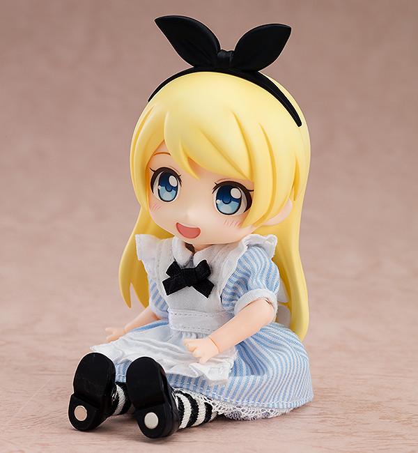 GOOD SMILE Nendoroid Doll Alice Non-scale ABS /& PVC  figure 0212