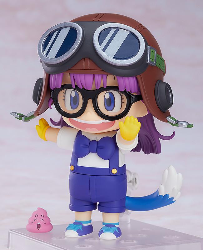 Good Smile Company Nendoroid Arale Norimaki Cat Ears Vers /& Gatchan