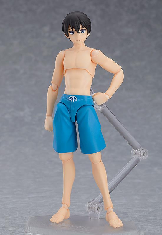 figma 泳裝男性body(Ryo)