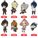PERSONA5 Nendoroid Plus Collectible Keychains