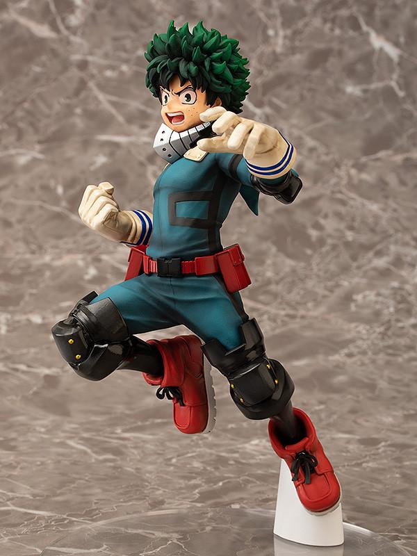 figma My Hero Academia Izuku Midoriya Takara Tomy Japan NEW ***