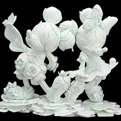 MICKEY MOUSE & MINNIE MOUSE 90TH ANNIVERSARY EDITION JAMES JEAN × GOOD SMILE COMPANY