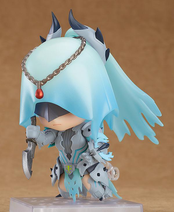 Nendoroid hunter female xeno jiiva beta armor edition