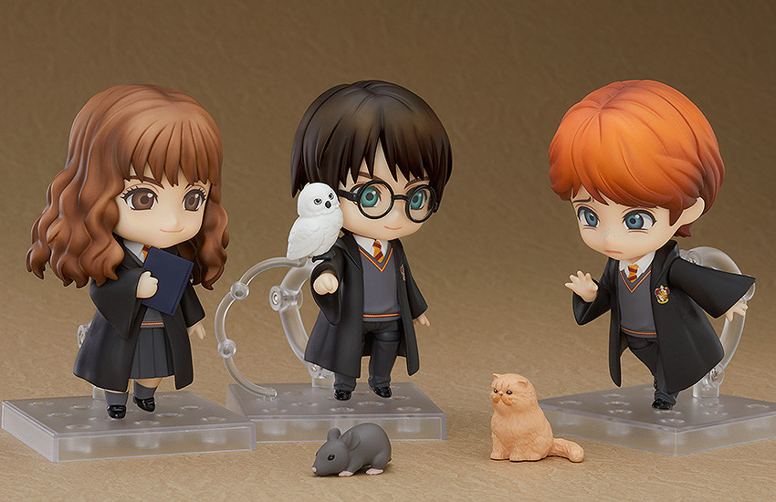 Nendoroid Harry Potter Hermione Granger Figure Official Good Smile Company 1034