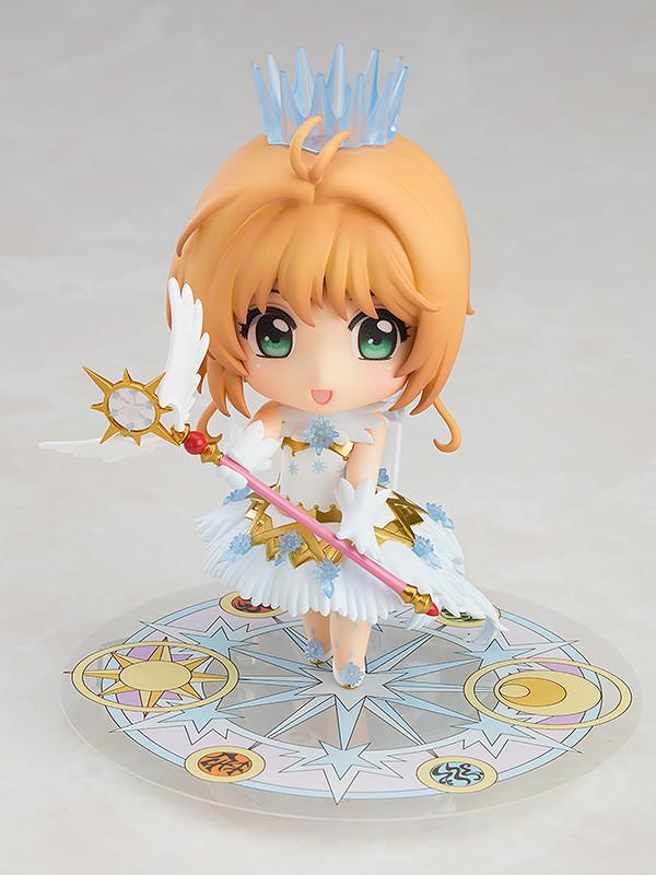 Cardcaptor Sakura Nendoroid  Sakura Kinomoto Action Figure Toy