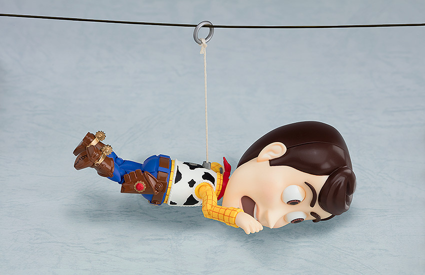 Toy Story Woody Deluxe Nendoroid Actionfigur Bunt