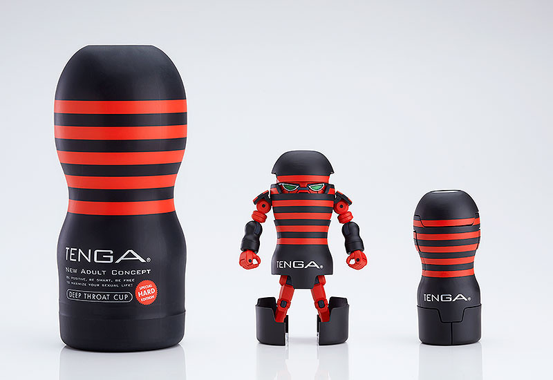 non-scale ABS Deform toy NEW TENGA Robo HARD /& SOFT Special Set Limited