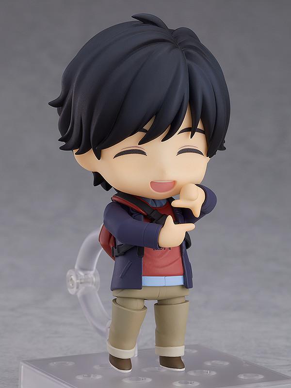 c Nendoroid BANANA FISH Ash Lynx Good Smile Company Japan New***