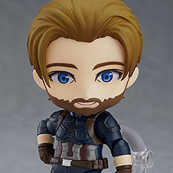 Nendoroid Captain America: Infinity Edition DX Ver.