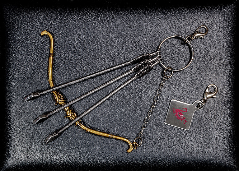 Baahubali 2: The Conclusion Metal Charm Collection
